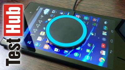 Ładowarka bezprzewodowa do Smartfona Qi - Opinia i Test