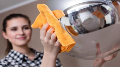 Jak dobrze ścierać i czyścić kurz