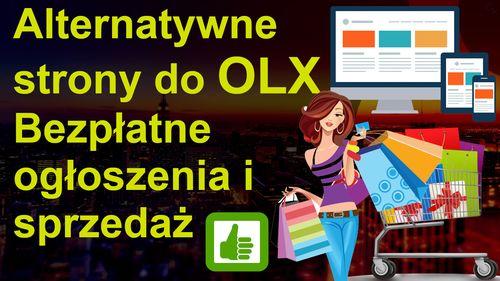 Podobne strony do OLX – bezpłatne ogłoszenia
