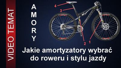 Jakie amortyzatory do roweru wybrać