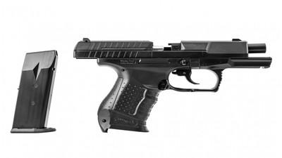Jaką wybrać replikę pistoletu ASG o napędzie sprężynowym