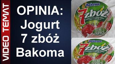 Jogurt 7 zbóż od Bakoma – Opinia