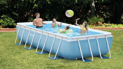 Jaki basen ogrodowy wybrać