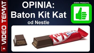 Baton Kit Kat – Opinia