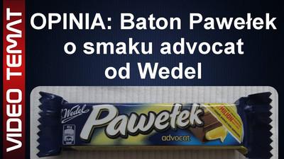 Baton Pawełek o smaku advocat – Opinia