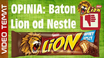 Baton Lion od Nestle - Opinia