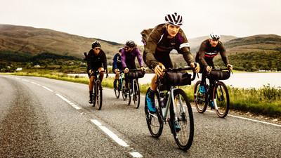Jak bezpiecznie upadać i wywracać się na rowerze