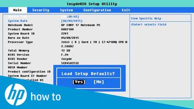 Jak wejść i zobaczyć system Bios komputera