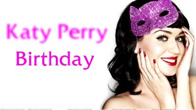 Teledysk Katy Perry – Birthday