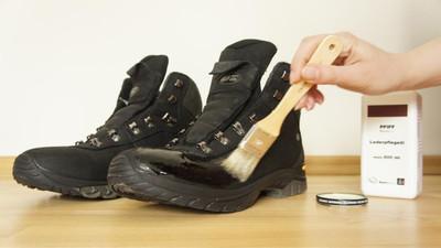 Jak zabezpieczyć buty przed wilgocią i przemoczeniem
