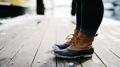 Jakie wybrać buty na zimę