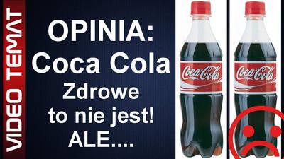 Napój Coca Cola - Opinia