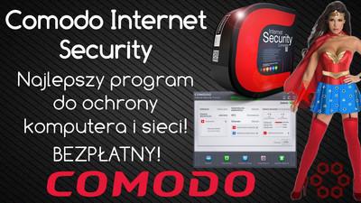 Darmowy antywirus i firewall Comodo internet security - Opinia