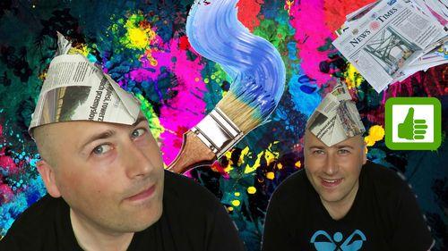 Jak zrobić czapkę z papieru