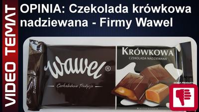 Czekolada Wawel krówkowa nadziewana - Opinia