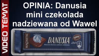 Mini Czekolada nadziewana Daniusia  - Opinia