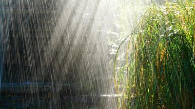 Dlaczego po deszczu i burzy jest chłodniej