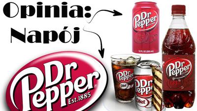 Napój Dr. Pepper – Opinia i Test