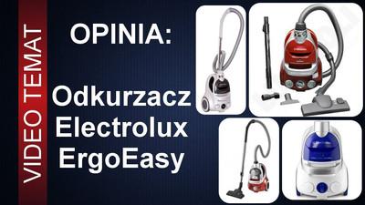 Odkurzacz Electrolux Ergo Easy ZTF 7650 - Opinia