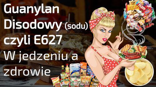 Guanylan Disodowy (sodu) - E627 w jedzeniu a zdrowie