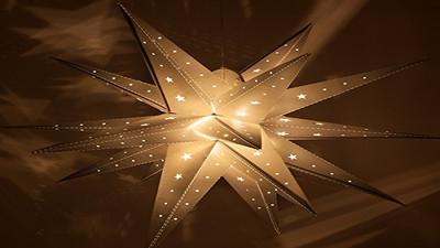Jak zrobić wycinankę kurpiowską gwiazdę