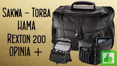 Torba Hama Rexton 200 z kieszenią na tablet – Opinia i Test