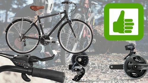 Ile biegów (przerzutek) warto mieć w rowerze