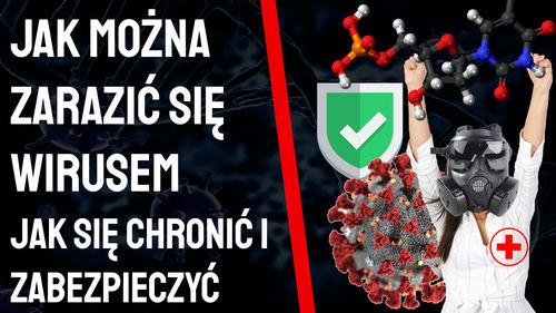 Jak można zarazić się wirusem lub bakterią – sposoby ochrony
