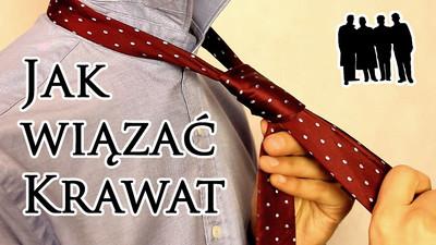 Jak łatwo zawiązać krawat