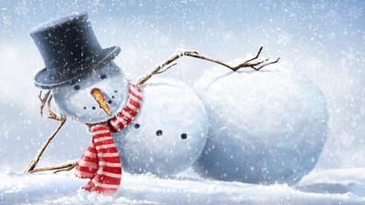 Jak zrobić bałwana ze śniegu