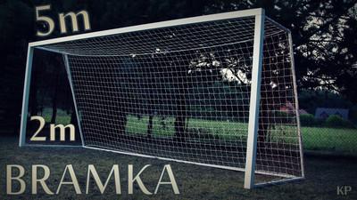 Jak zrobić bramkę do piłki nożnej