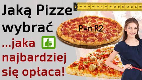 Jaką pizze wybrać – która pizza najbardziej się opłaca