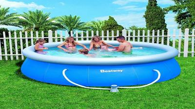 Najlepsze baseny dmuchane - co wybrać
