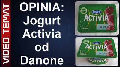 Jogurt Activia wiśniowa od Danone – Opinia