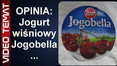 Jogurt wiśniowy Jogobella - Opinia i Test