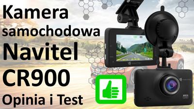 Kamera samochodowa Navitel CR900 – Opinia i Test