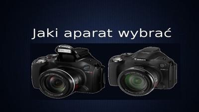 Jaki aparat wybrać Nikon P510, Canon SX40 lub 50 HS, Sony HX 200