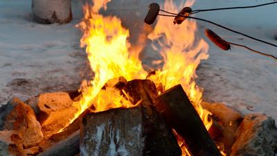 Z czego i jak zrobić kijki na ognisko
