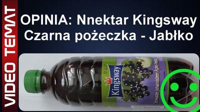 Nektar Kingsway z czarnych porzeczek i jabłek - Opinia