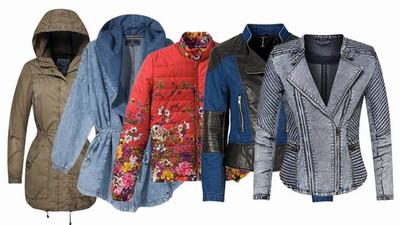 Jaką wybrać kurtkę na wiosnę