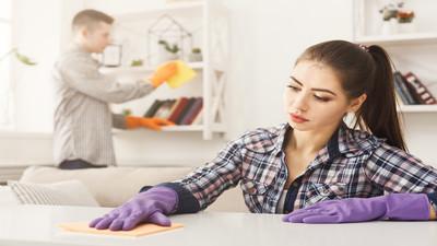 Jak się pozbyć kurzu w domu - sprzątanie