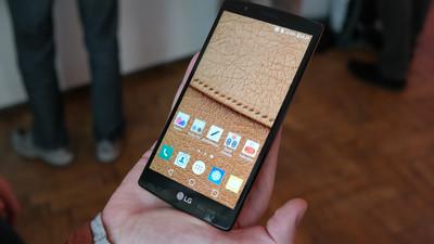 Smartfon LG G4c - Test i Opinia