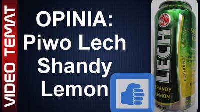 Piwo Lech Shandy Lemon - Opinia