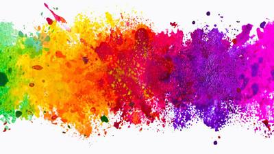 Lecznicze za pomocą kolorów i barw