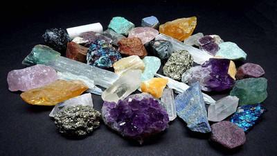 Lecznicze właściwości kamieni i minerałów