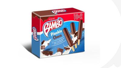 Lody Bambo Pinokio Choco Augusto - Opinia