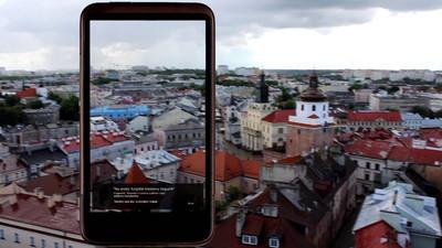 Przewodnik turystyczny po Lublinie na telefon