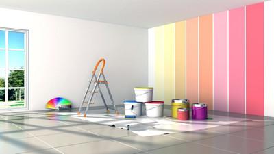 Jak malować sufit i ściany