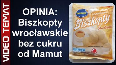 Biszkopty Wrocławskie Mamut – Opinia