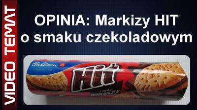 Markizy Hit o smaku czekoladowym – Opinia